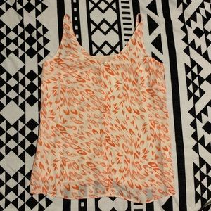 💰5 for $25 sale💰 NWT CAbi outlet peach pink tank